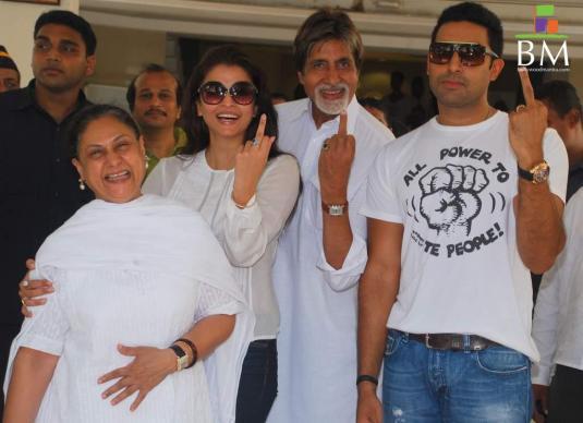 Amitabh Bachchan - Action Wanted