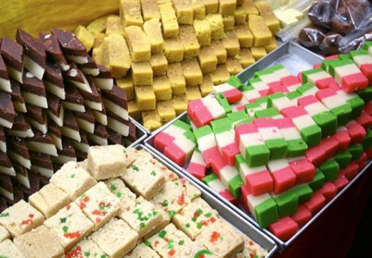Indian Sweets Action Wanted