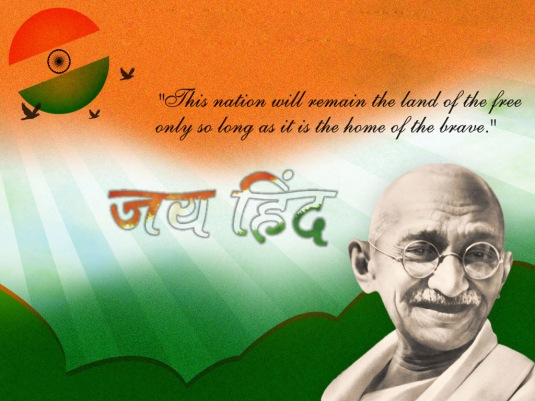 We are proud of our Motherland